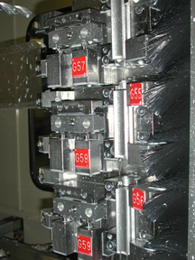cnc drilling machines, cnc tapping machines